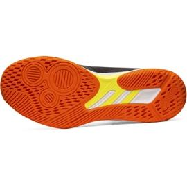 Zapatillas de voleibol Asics Netburner Ballistic Ff Mt M 1051A003 003 negro negro 6