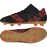Calzado de fútbol adidas Nemeziz Messi 17.3 Fg M CP8985 negro negro 2