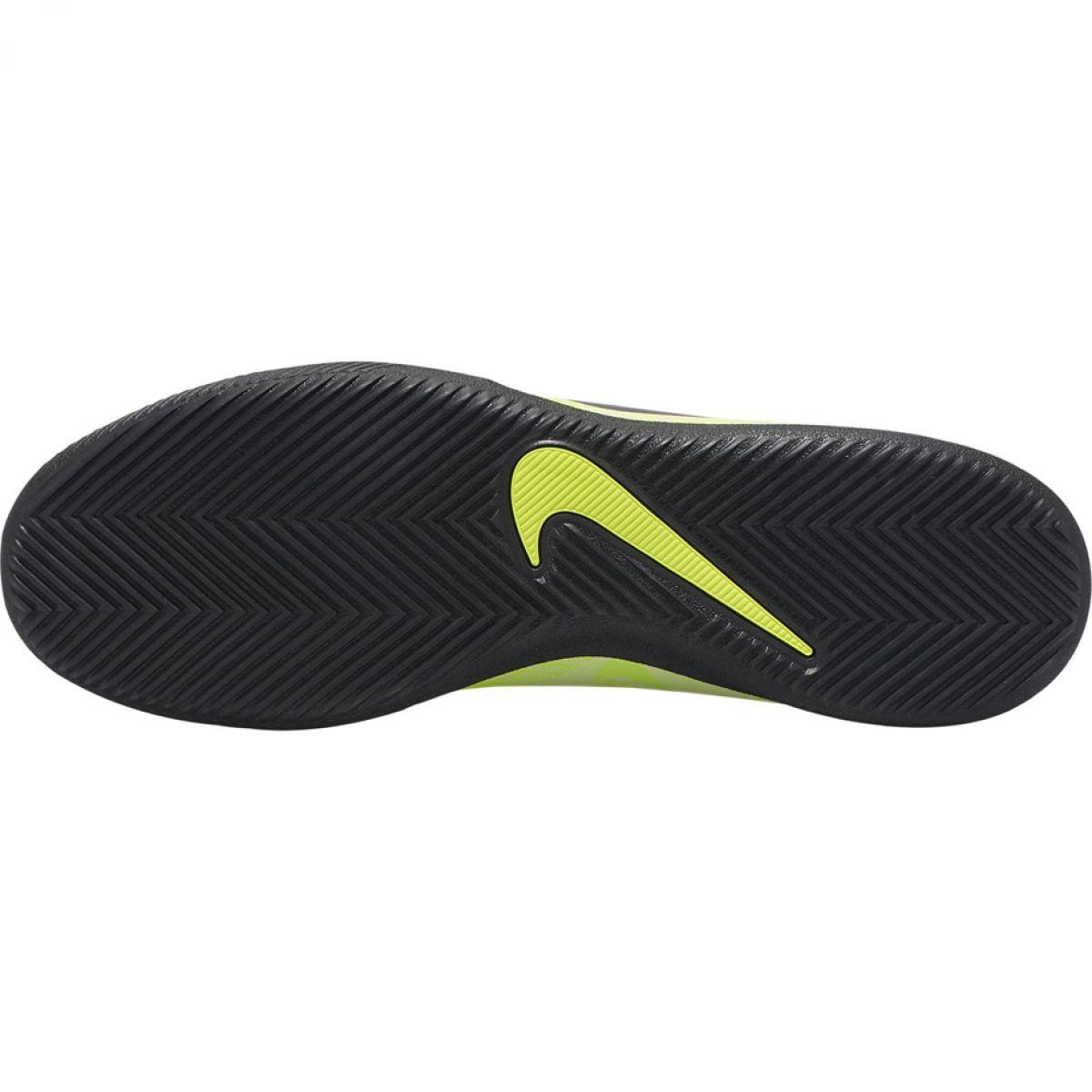 Zapatillas de interior Nike Phantom Venom Academy Ic Jr AO0372 717 amarillo amarillo