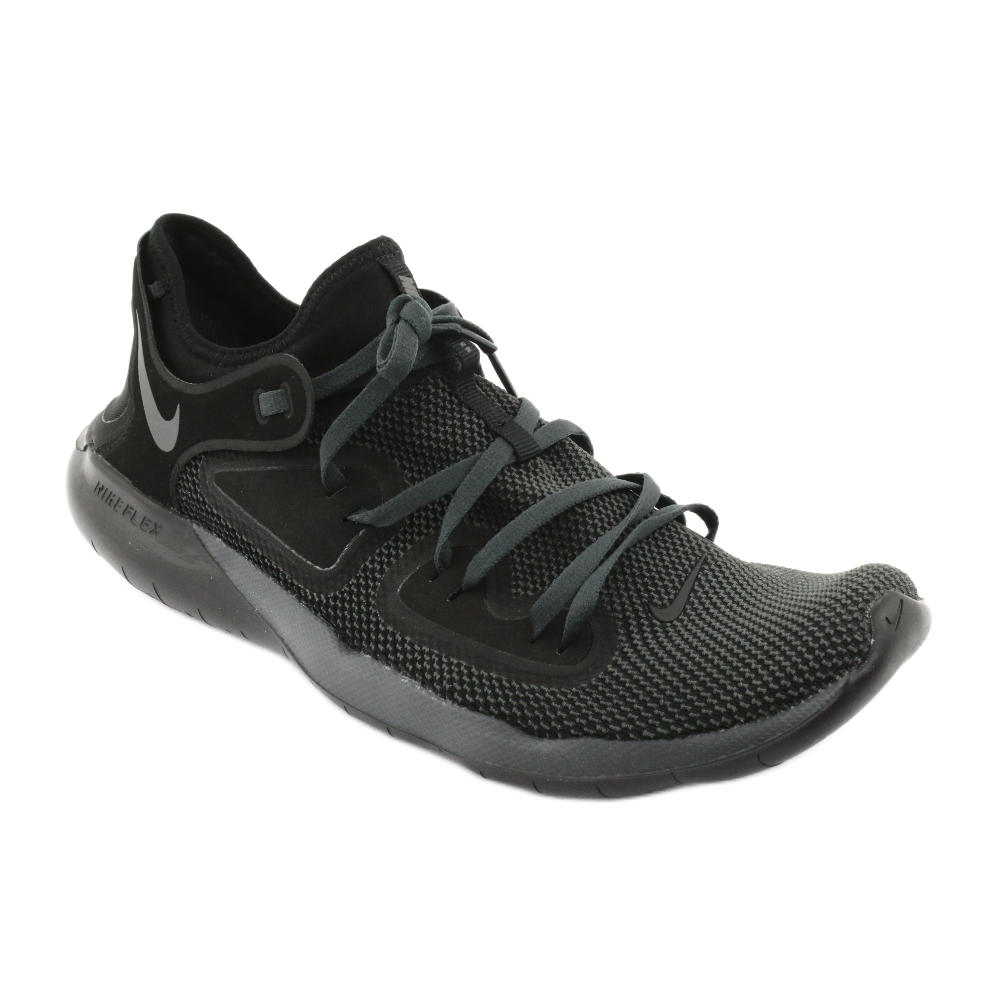 Zapatillas de running Nike Flex 2019 Rn M AQ7483 005 negro