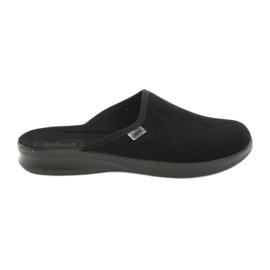 Zapatillas hombre befado pu 548M020 negro 1