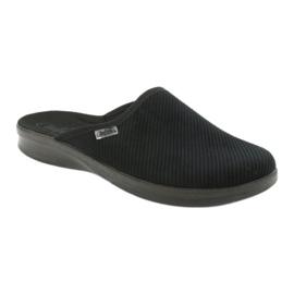 Zapatillas hombre befado pu 548M020 negro 2