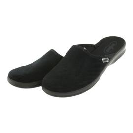 Zapatillas hombre befado pu 548M020 negro 4