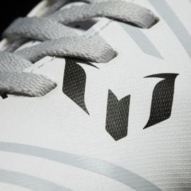 Botas de fútbol adidas Nemeziz Messi 17.4 TF Jr S77207 blanco 3