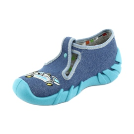 Zapatillas befado infantil 110P320 azul 2