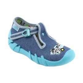Zapatillas befado infantil 110P320 azul 1