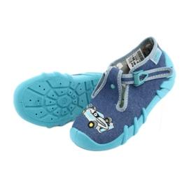 Zapatillas befado infantil 110P320 azul 5