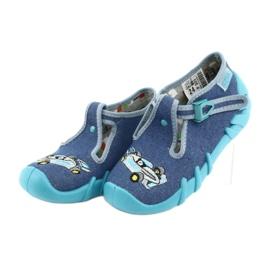 Zapatillas befado infantil 110P320 azul 3