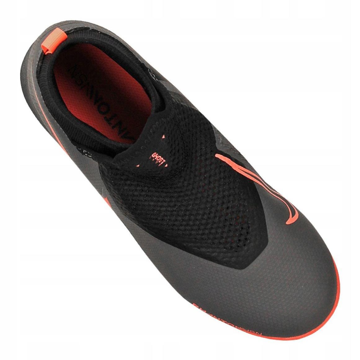 Nike Jr Phantom Vsn Club DF IC, Zapatillas de fútbol Sala