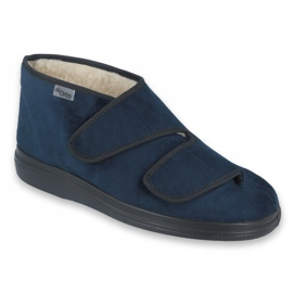 Befado zapatos de mujer pu 986D010 marina 1