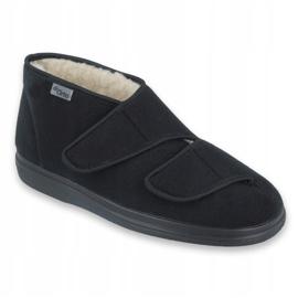 Befado zapatos de mujer pu 986D011 negro 1