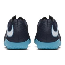 Zapatillas de interior Nike HypervenomX Phelon Iii Ic marina azul marino, azul 2