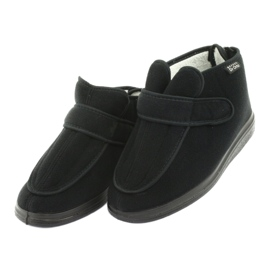 Zapatos de mujer befado pu orto 987D002 negro 4