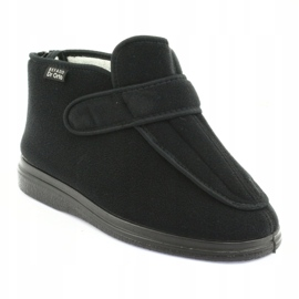 Zapatos de mujer befado pu orto 987D002 negro 2