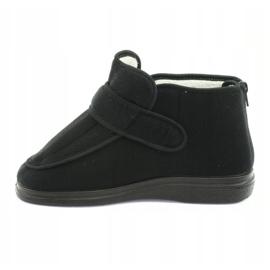 Zapatos de mujer befado pu orto 987D002 negro 3