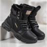 Yes Mile Zapatillas Con Piel negro 4