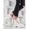 SHELOVET Zapatillas con aislamiento blanco 1