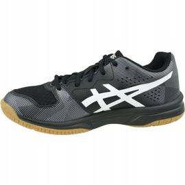 Zapatillas de voleibol Asics Gel-Tactic Gs Jr 1074A014-003 negro negro 1