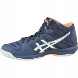 Zapatillas de voleibol Asics Gel-Beyond 5 Mt M B600N-402 marina azul marino 1
