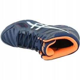 Zapatillas de voleibol Asics Gel-Beyond 5 Mt M B600N-402 marina azul marino 2