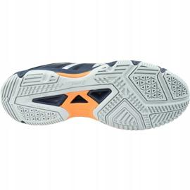 Zapatillas de voleibol Asics Gel-Beyond 5 Mt M B600N-402 marina azul marino 3