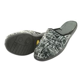 Zapatillas befado juvenil 201Q091 gris 5