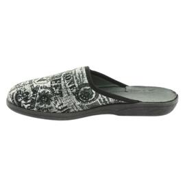 Zapatillas befado juvenil 201Q091 gris 3