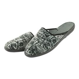 Zapatillas befado juvenil 201Q091 gris 4