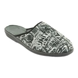 Zapatillas befado juvenil 201Q091 gris 2