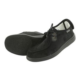 Zapatillas de mujer befado pu 387D005 negro 6