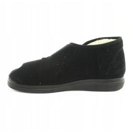 Befado zapatos de mujer pu 986D011 negro 3