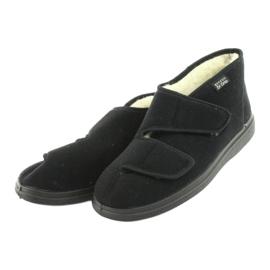 Befado zapatos de mujer pu 986D011 negro 4