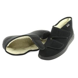 Befado zapatos de mujer pu 986D011 negro 5