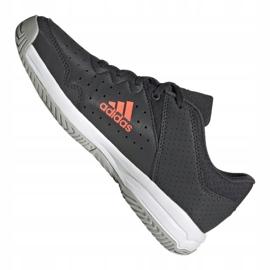 Zapatillas Adidas Court Stabil Jr EH2557 negro 1