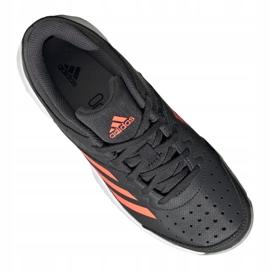 Zapatillas Adidas Court Stabil Jr EH2557 negro 3