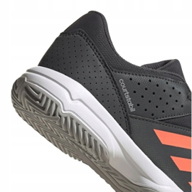 Zapatillas Adidas Court Stabil Jr EH2557 negro 4