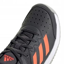 Zapatillas Adidas Court Stabil Jr EH2557 negro 5