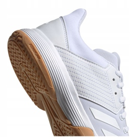 Adidas Ligra 6 W D97697 Calzado blanco blanco 1