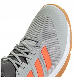 Zapatillas Adidas Court Team Bounce M EF2643 gris gris / plata 5