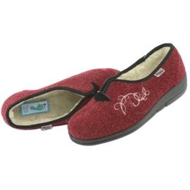 Zapatillas de mujer befado pu 940D355 rojo 6