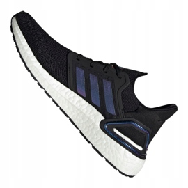 Zapatillas Adidas UltraBoost 20 M EG0692 negro 2