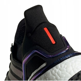 Zapatillas Adidas UltraBoost 20 M EG0692 negro 3