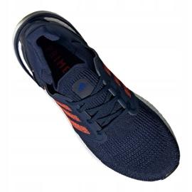Zapatillas Adidas UltraBoost 20 M EG0693 marina 1