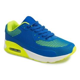 Zapatillas deportivas DN3-8 Royal azul 4