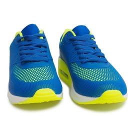 Zapatillas deportivas DN3-8 Royal azul 1