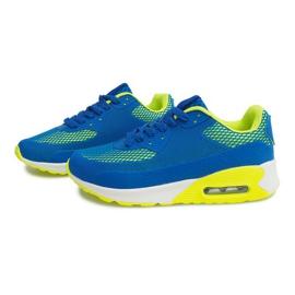 Zapatillas deportivas DN3-8 Royal azul 2