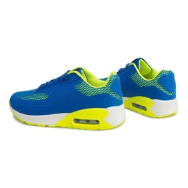 Zapatillas deportivas DN3-8 Royal azul 3