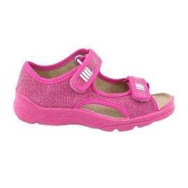 Zapatos befado para niños 113X009 rosa 1