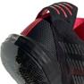 Zapatillas Adidas Dame 6 M EF9866 negro rojo negro 1
