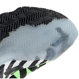 Zapatillas Adidas Dame 6 M EF9866 multicolor negro 3